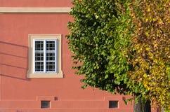 Chateau Dobris stockfoto