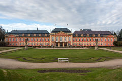 Chateau Dobris, Europe, Czech Republic Royalty Free Stock Images