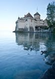 Chateau du chillon Stock Photo