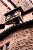 Chateau du Haut-Koenigsbourg, Alsace, France Stock Image