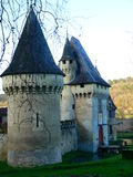 Chateau du Lieu-Dieu, Boulazac ( France ) Royalty Free Stock Photo