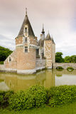 Chateau du Moulin Stock Photography