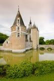 Chateau du Moulin Fotografia Stock