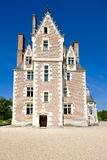 Chateau du Moulin Stock Photo