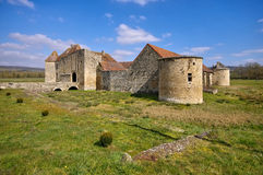 Chateau Eguilly in France Royalty Free Stock Photography