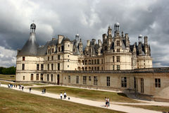 Chateau, france Royalty Free Stock Photography