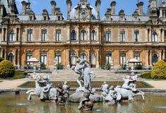 Chateau francese 2 Immagini Stock Libere da Diritti
