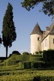 Chateau francese Fotografie Stock Libere da Diritti