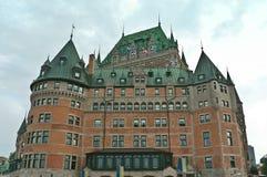 Chateau Frontenac Royalty Free Stock Photo