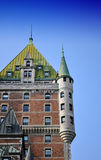 Chateau Frontenac Immagine Stock