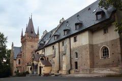 Chateau Gorka Stock Afbeelding