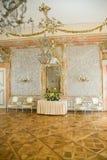 Chateau hall Stock Photos