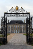 Chateau Haras du Pin Royalty Free Stock Photography