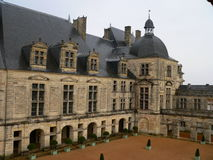 Chateau, Hautefort ( France ) Royalty Free Stock Image