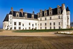 Chateau Koninklijke D `Amboise Stock Foto's