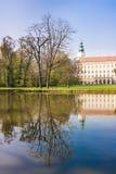Chateau kromeriz Stock Image
