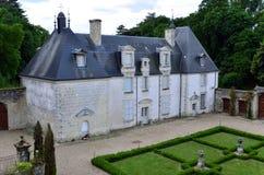 Chateau La Chatonniere near Villandry Royalty Free Stock Images