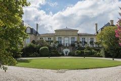 Chateau Langoa Leoville Barton Stock Photo