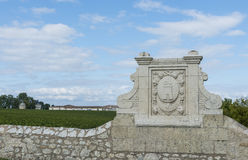 Chateau Latour Saint Julien Royalty Free Stock Photography