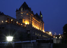 Free Chateau Laurier Royalty Free Stock Photography - 20395277