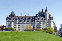 Chateau Laurier Royalty Free Stock Image