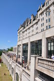 Chateau Laurier in Ottawa Royalty Free Stock Images