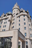 Chateau Laurier in Ottawa. Canada stock photography