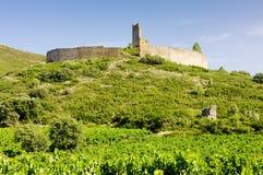 Chateau-le-Castellas Stock Photography
