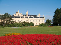 Chateau Lednice Royalty Free Stock Photography