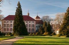 Chateau Libochovice Royalty Free Stock Photos