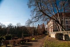Chateau Libochovice Stock Image