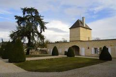 Chateau Magnol, Bordeaux, France Royalty Free Stock Photo