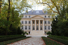 Chateau Margaux Royalty Free Stock Photos