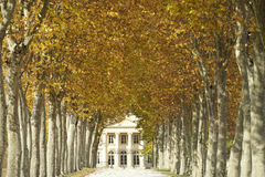 Chateau Margaux in Bordeaux, France Royalty Free Stock Photography