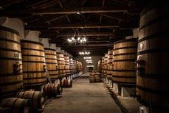 Chateau Margaux, Bordeaux, Frankrijk Stock Foto's