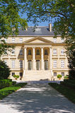 Chateau Margaux, medoc, bordeaux, Frankrike Fotografering för Bildbyråer