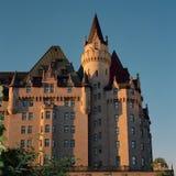 chateau mer laurier ottawa Arkivbilder