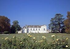 Chateau meursault Royalty Free Stock Photography