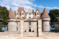 Chateau Monbazillac stock photos