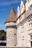 Chateau Monbazillac stock photography