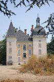 Chateau Neuf De Vertrieu Photo libre de droits