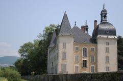 Chateau Neuf De Vertrieu Fotografie Stock