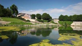 Chateau Nove Hrady stock video