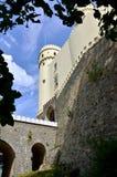 Chateau OrlÃk Stock Afbeelding