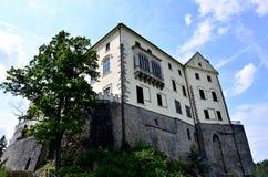 Chateau Orlík Royalty Free Stock Photography