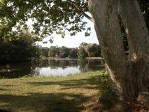 Chateau park Lednice Royalty Free Stock Photo
