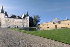 Chateau Pichon-Longueville Comtesse de Lalande Stock Photo