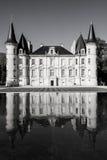 Chateau Pichon Longueville is a famous wine estate of Bordeaux Royalty Free Stock Images