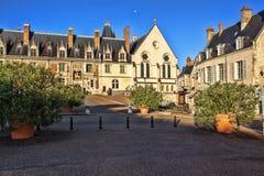 The chateau Royal de Blois. Royalty Free Stock Photo