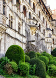 The chateau Royal de Blois Royalty Free Stock Photography